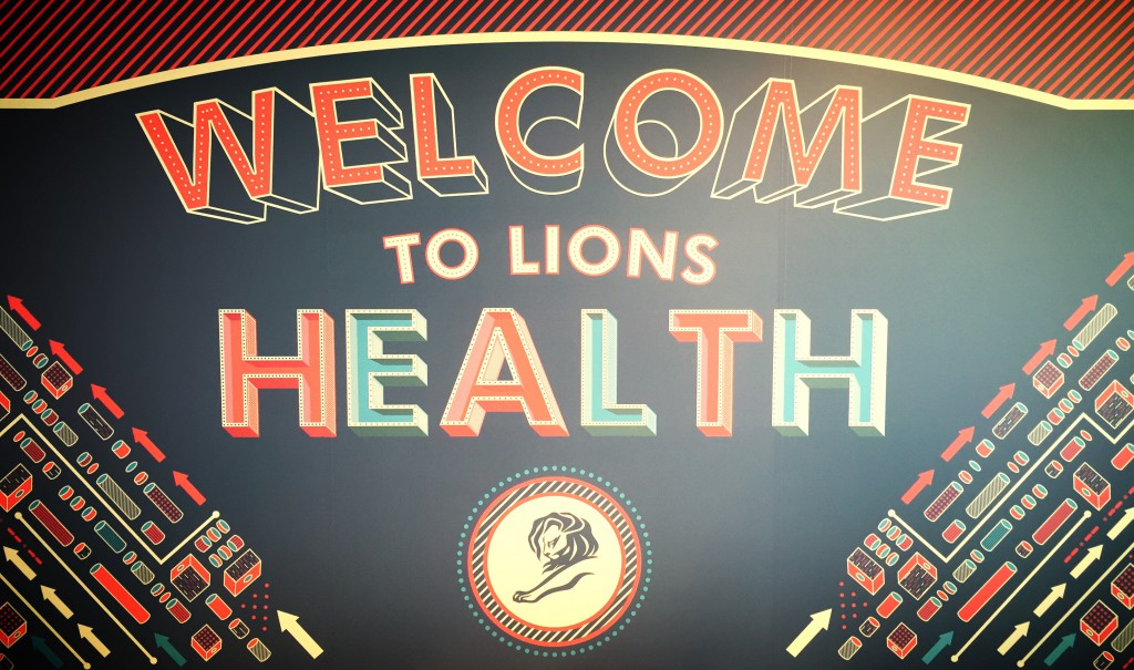 Highlights aus Cannes: Health Lions '15 (Tag 1)